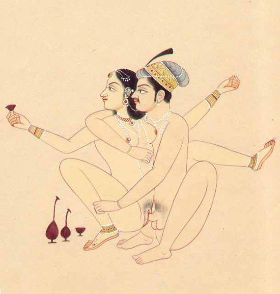 Камасутра в рисунках